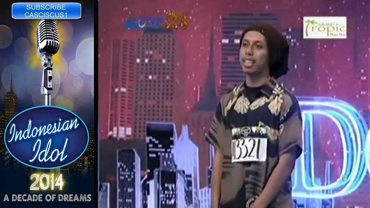 Audisi Lucu Di Audisi Jogja Indonesian Idol 2014 (+playlist)