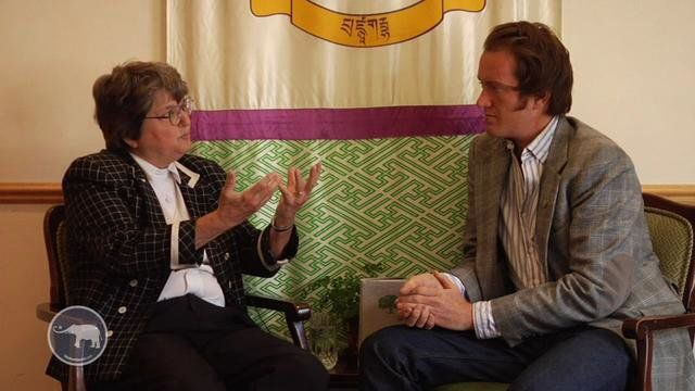 Walk the Talk Show: Sister Helen Prejean