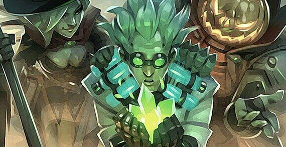 #Halloween #Junkrat #Roadhog #Overwatch #Digital #Comics #Comic  #Junkenstein #Junkenstein's #Monster