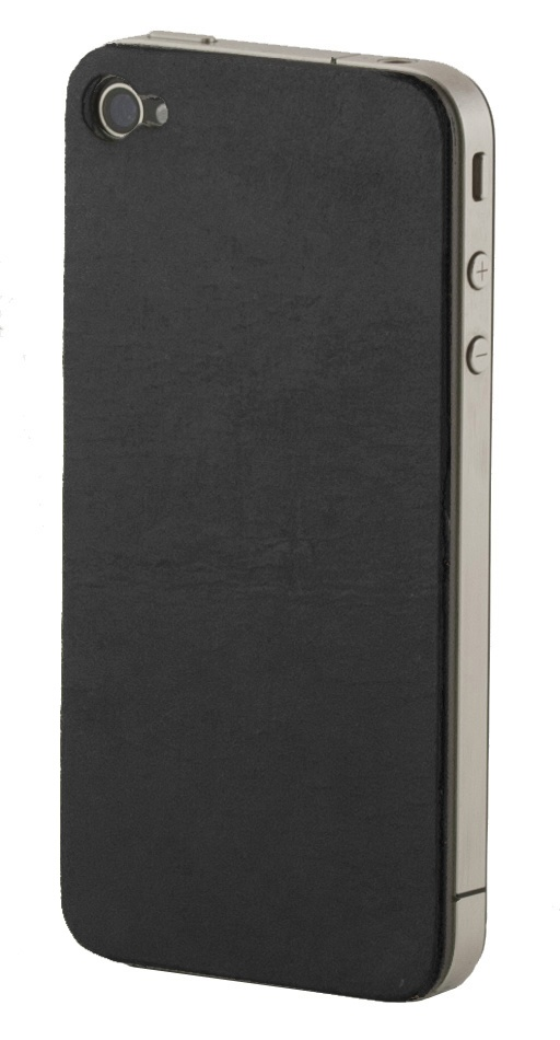 Elegant, smooth and black iPhone skin by dbramante 1928, see more of our product range at http://www.dbramante1928.com
