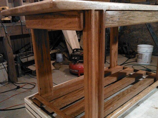 Best Solid Oak Reclaimed Stair Treads Solid Oak Wood 640 x 480