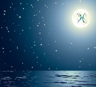 Then on Sunday August 30, 2015, the Moon illuminates us from the dreamer sign of Pisces. Pisces is the energy that connects us with the visible world and the invisible one.   This Sunday the Sun will be at 6 degrees of Virgo and the Moon at 6 degrees of Pisces. Jupiter is with the Sun in Virgo giving us confidence and to stimulate our consciousness - the visible; the Moon is with Neptune in Pisces, opening our hearts and illuminating our unconscious world- the invisible.