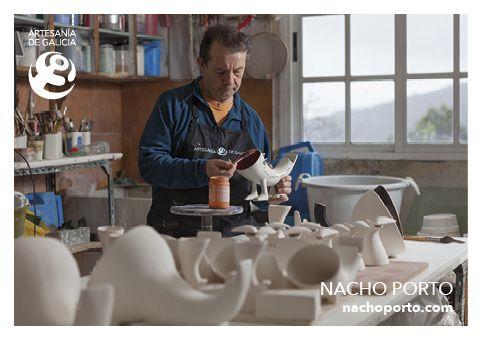 Nacho Porto Cer Mica Artesan A De Galicia Www