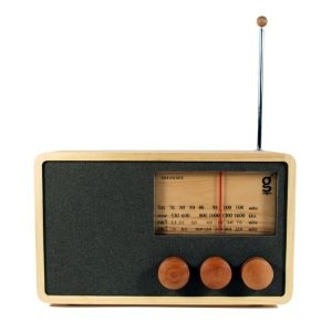 Areaware SSKMRL Magno Model 3 Sustainable Table Radio