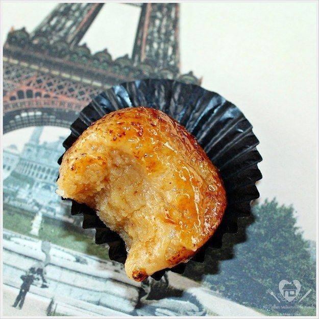 Brigadeiros de crème brûlée. | 17 receitas de brigadeiro que vão fazer você…