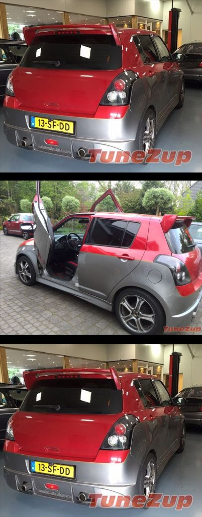 For Sale on TuneZup: ‪#‎Modified‬ ‪#‎Suzuki‬ ‪#‎Swift‬ with ‪#‎LSD‬ ‪#‎Lambodoors‬