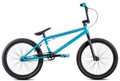 DK 2013 Raven BMX Bike, Turquoise, 20-Inch,$249.99