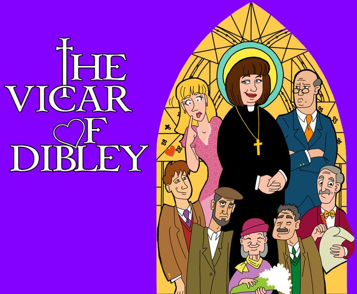 Vicar Of Dibley Vicars