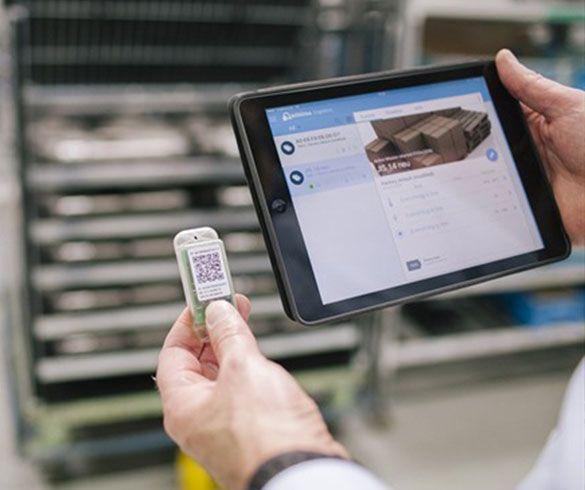 บริษัท Openmatics s.r.o. ในเครือ zf friedrichshafen AG ผู้นำเทคโนโลยีด้านยานยนต์จากเยอรมนีมีทางออกให้วงการขนส่งสินค้าแล้ว ด้วยระบบ DeTAGtive Logistics