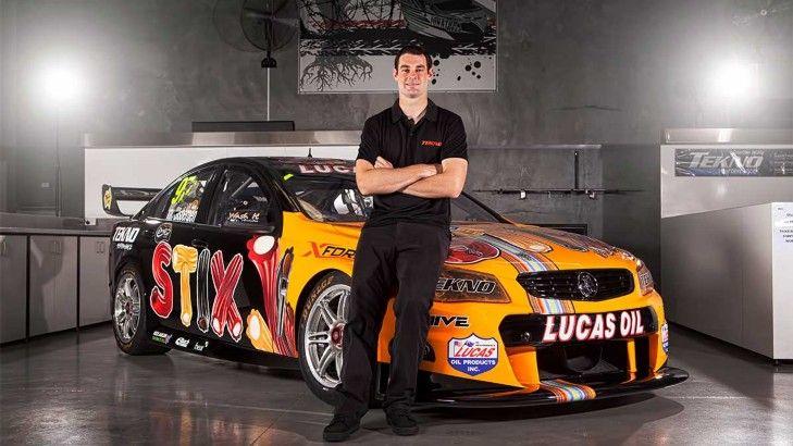 V8 Supercars Shane Van Gisbergen