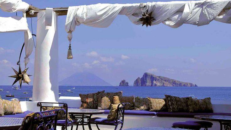 Hotel Lisca Bianca - Hotel auf Panarea auf den Äolische Inseln - Italien