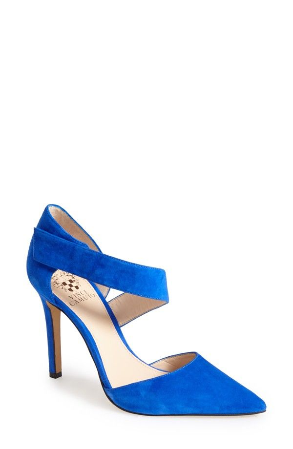 Cobalt blue Vince Camuto Pumps