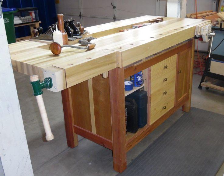 A California bench- Redwood Base