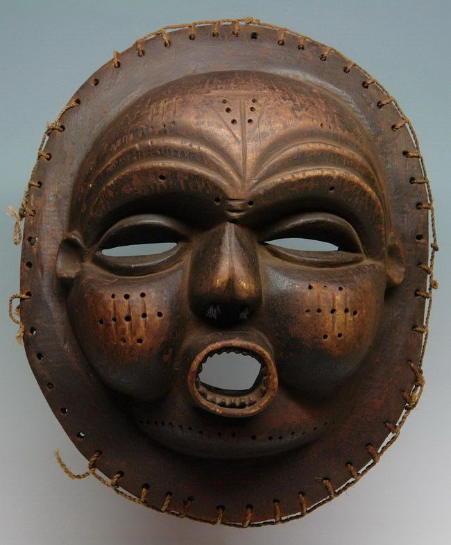 47 Best Hemispheric Masks From South East Congo Images On
