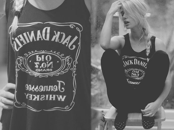 //Jack Daniels// (by Martine Falk Andersen) http://lookbook.nu/look/4184338-Jack-Daniels