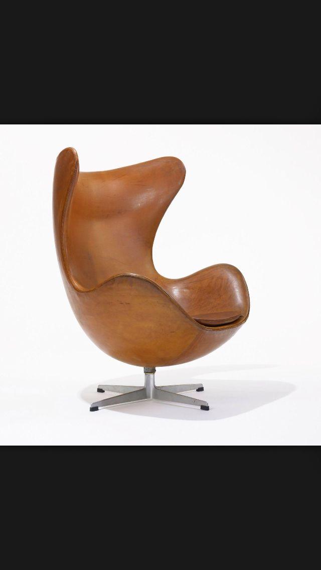 Egg chair, Arne Jacobsen (1968)