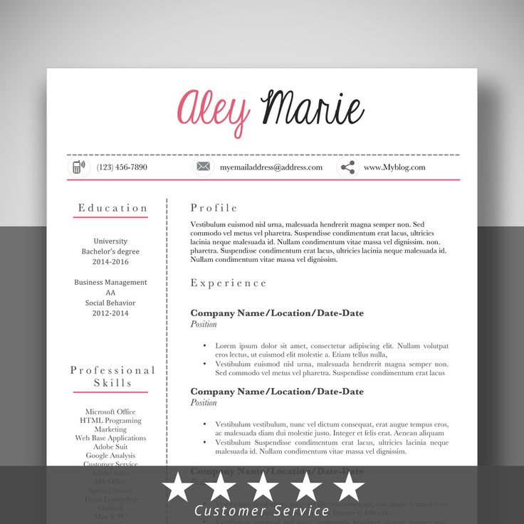 29 best Resume images on Pinterest Resume design, Creative - personal summary examples