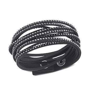 bangle pav bangles black bracelets diamond bracelet