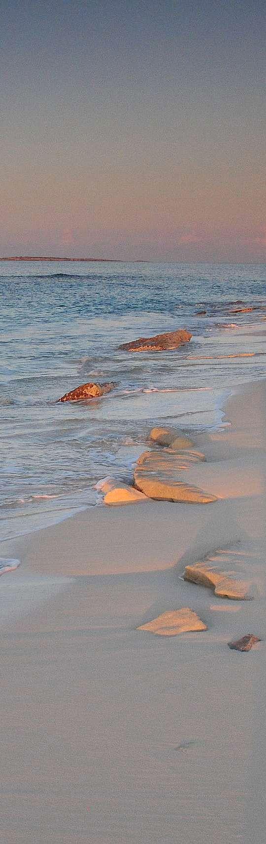 Salt Cay Beach - Turks & Caicos   Caribbean