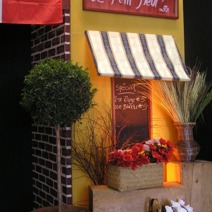 Gallery - French Themed Props, Stage Sets and Decorations | Phenomenon