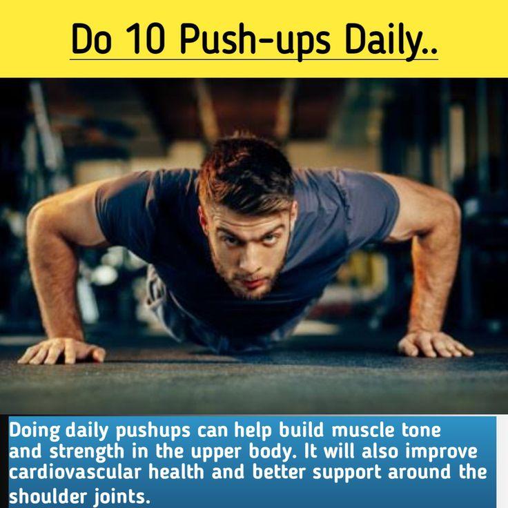 Pushups benefits push ups benefits daily workout
