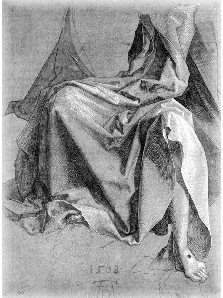 Albrecht Durer  Bringing maths, perspective and ideal proportions into Art.