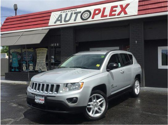 Sport Utility, 2011 Jeep Compass 4WD Limited with 4 Door in Fresno, CA (93703)