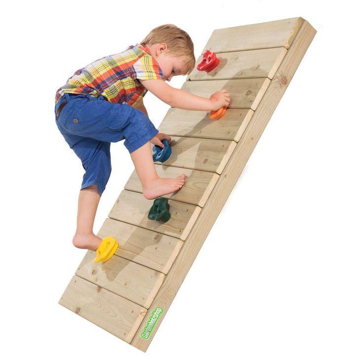 Vintage Klettersteine Kletterwand f r Spielturm Kletterturm in Spielzeug Spielzeug f r drau en Spielt rme u Schaukeln