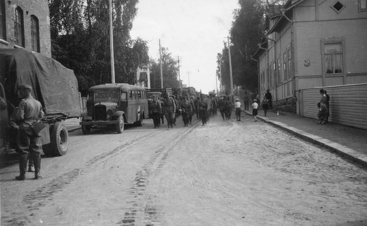 Vaasa 1941.