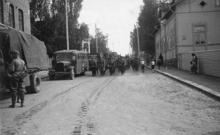 Vaasa 1941