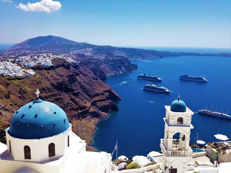 Santorini Guided Tours. Full Day Tours, Half Day Tours and Shore Excursions from port.  Customized tour on your Request. For more info visit http://www.santorinitours.co
