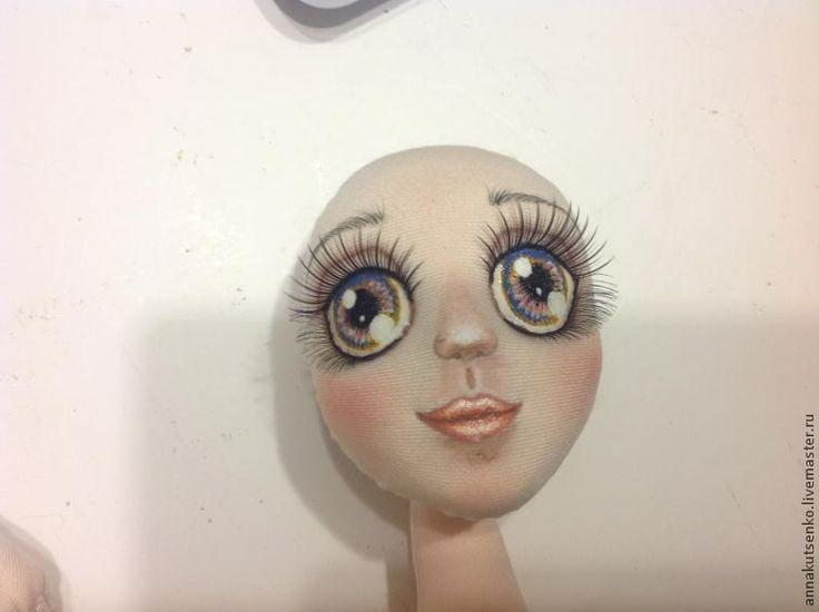 Master class for coloring doll eye - Fair Masters - handmade, handmade