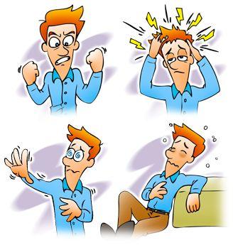 Imagen hipoglucemia síntomas nervioso central