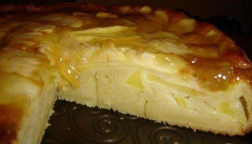 Receta de Tarta de Manzana Fácil