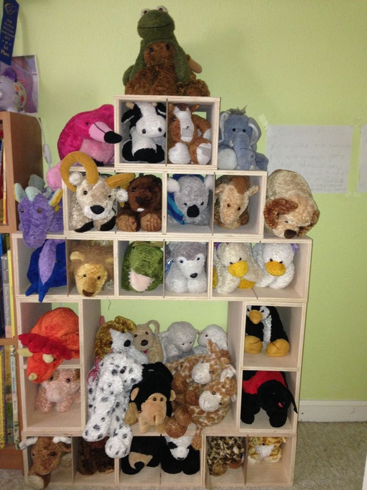 Stuffed Animal Hotel Storage Organize Children S Rooms