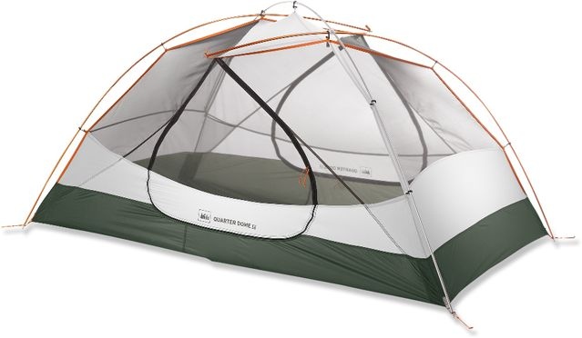 The Best Backpacking Tents: REI Quarterdome T2. $299.