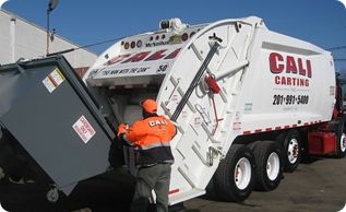 New Jersey Dumpster Route Services Cali Carting