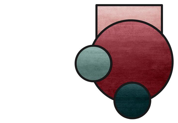 Design concept - Silk carpets by Dalili design