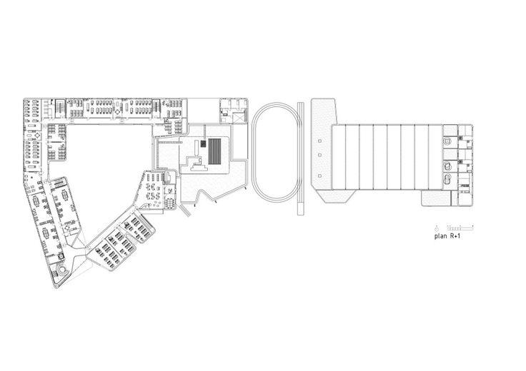 levi-strauss-high-school-tank-architectes floor plan favourite