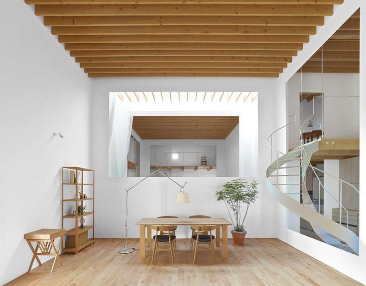 repository, Asahikawa, 2012 - Jun Igarashi Architects