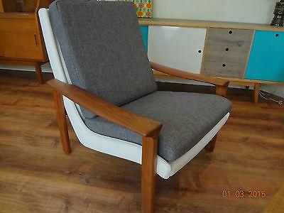 Tessa T21 chair retro mid century modern in Armchairs | eBay