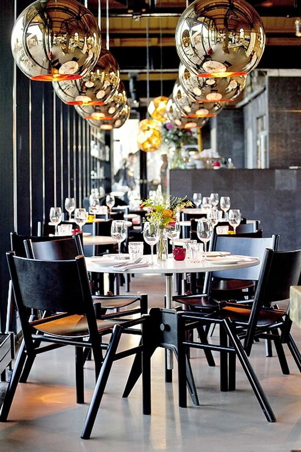 17 best images about restaurant lighting on pinterest for Interior design south london