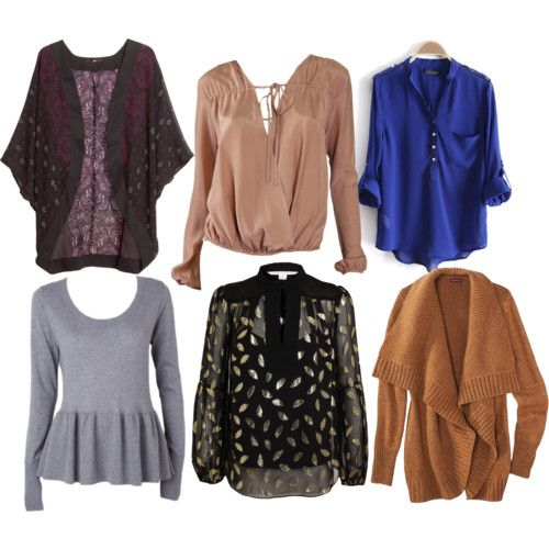 Blouses and shirts to hide the belly                                                                                                                                                                                 More