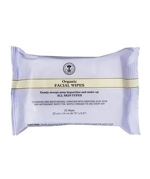 Would never use face wipes but these are wonderful. Little  refreshing cloths that smell fab too