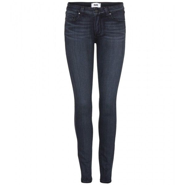 Paige Verdugo Ultra Skinny Transcend Jeans ($165) ❤ liked on Polyvore featuring jeans, pants, bottoms, blue, skinny jeans, paige denim jeans, paige denim, blue jeans and skinny leg jeans