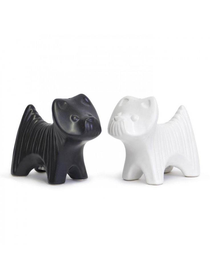 Jonathan adler terrier salt pepper shakers room lusts pinterest salts jonathan adler - Jonathan adler salt and pepper ...