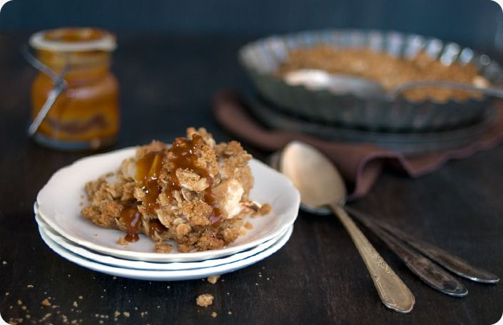 Apple Crisp from Some Kitchen Stories