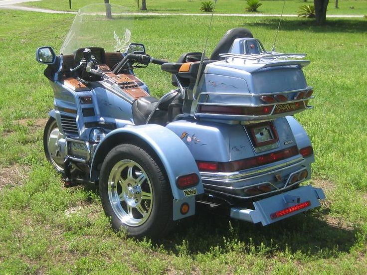 17 best images about goldwing kit trike on pinterest radios trailer kits and honda. Black Bedroom Furniture Sets. Home Design Ideas