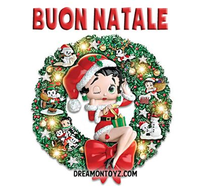 17 Best images about Betty Boop Christmas on Pinterest | Light ...