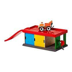 LILLABO Garaje+camión remolque - IKEA